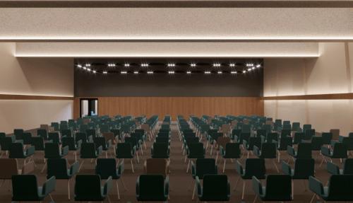 The Space - 5500 м2 коворкинга с игровым баром • 2021 • RoomRoom 8