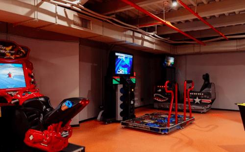 The Space - 5500 м2 коворкинга с игровым баром • 2021 • RoomRoom 11