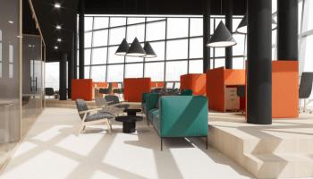 Аренда офисов в Украине почасово • 2021 • RoomRoom 19
