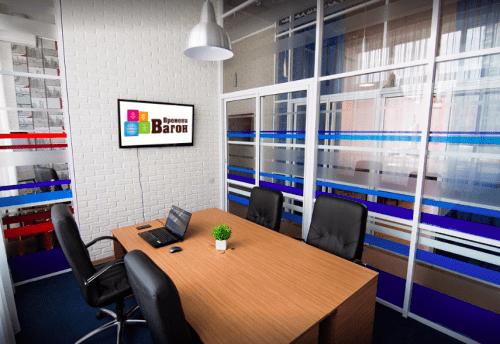 Времени вагон - пространство для работы и отдыха • 2020 • RoomRoom 8