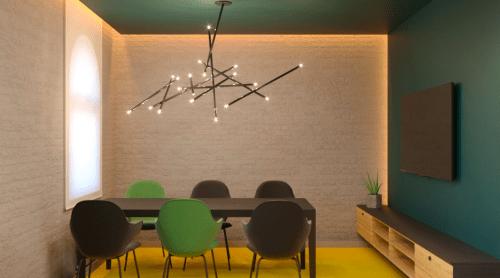 Beeworking Podil - инновационный 5-этажный коворкинг • 2021 • RoomRoom 5