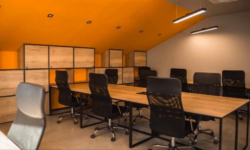 Beeworking Podil - инновационный 5-этажный коворкинг • 2021 • RoomRoom 7