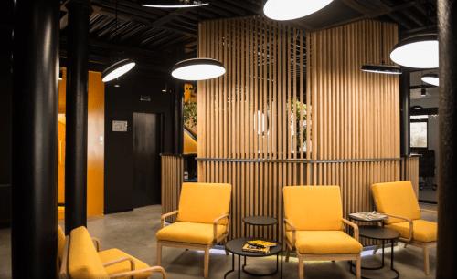 Beeworking Podil - инновационный 5-этажный коворкинг • 2021 • RoomRoom 8