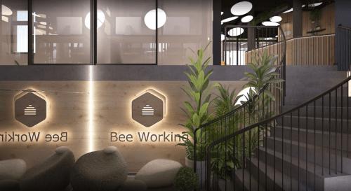 Beeworking Podil - инновационный 5-этажный коворкинг • 2021 • RoomRoom 9