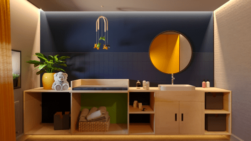 Beeworking Podil - инновационный 5-этажный коворкинг • 2021 • RoomRoom 2
