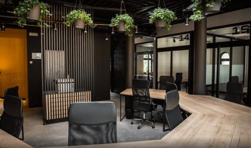 Beeworking Podil - инновационный 5-этажный коворкинг • 2021 • RoomRoom 14