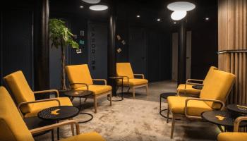 Аренда офисов в Украине почасово • 2021 • RoomRoom 17