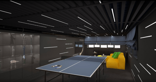 Beeworking Podil - инновационный 5-этажный коворкинг • 2021 • RoomRoom 13