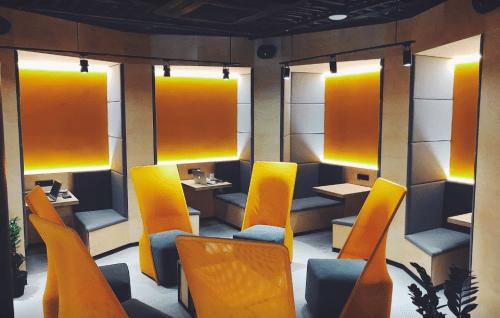 Beeworking Podil - инновационный 5-этажный коворкинг • 2021 • RoomRoom 3