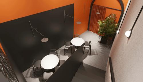 Beeworking Golosiiv - коворкинг с библиотекой на крыше • 2021 • RoomRoom 8