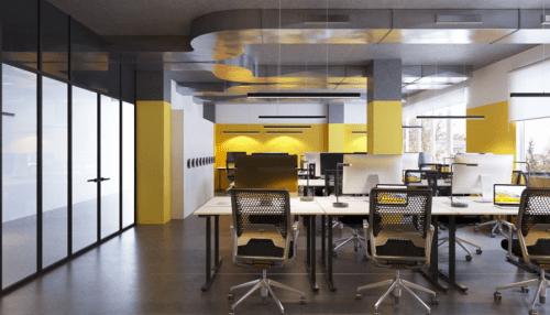 Beeworking Golosiiv - коворкинг с библиотекой на крыше • 2021 • RoomRoom 5