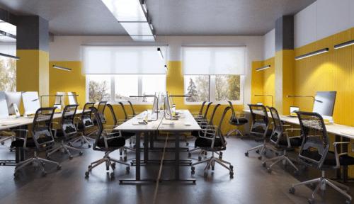 Beeworking Golosiiv - коворкинг с библиотекой на крыше • 2021 • RoomRoom 4