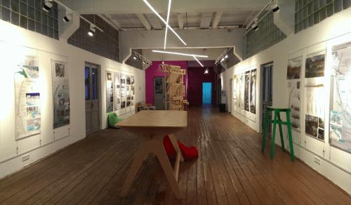 Izone - 4-х этажное творческое пространство • 2020 • RoomRoom 14