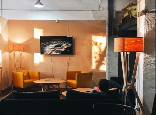 Izone - 4-х этажное творческое пространство • 2020 • RoomRoom 3
