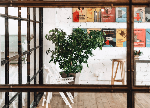 Izone - 4-х этажное творческое пространство • 2020 • RoomRoom 5