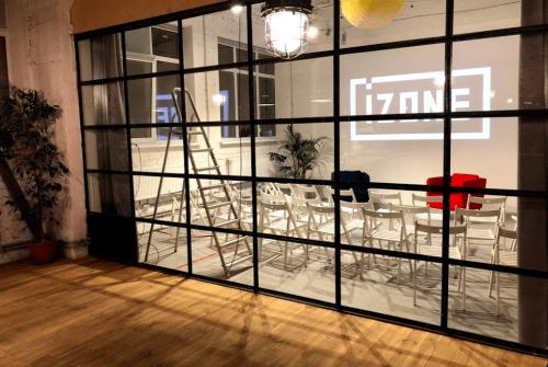 Izone - 4-х этажное творческое пространство • 2020 • RoomRoom 1