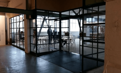 Izone - 4-х этажное творческое пространство • 2020 • RoomRoom 7
