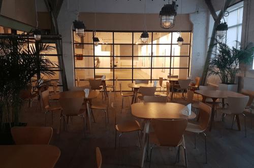 Izone - 4-х этажное творческое пространство • 2020 • RoomRoom 6