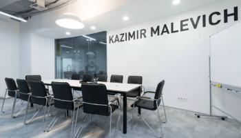 Аренда офисов в Украине почасово • 2021 • RoomRoom 12