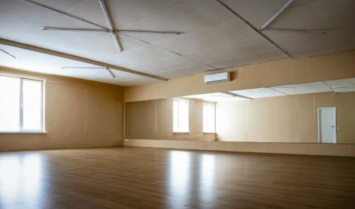 Burn the Floor - студия с огромным залом-трансформером • 2021 • RoomRoom 2