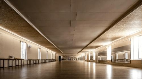 Burn the Floor - студия с огромным залом-трансформером • 2021 • RoomRoom 4