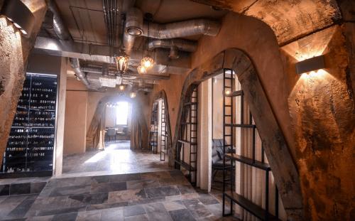 PecheraNaDahu - антикафе с VIP-комнатами • 2021 • RoomRoom 3