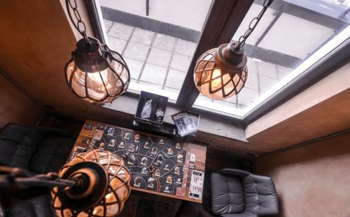PecheraNaDahu - антикафе с VIP-комнатами • 2021 • RoomRoom 4