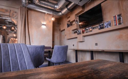 PecheraNaDahu - антикафе с VIP-комнатами • 2021 • RoomRoom 6