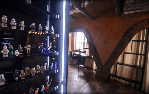 PecheraNaDahu - антикафе с VIP-комнатами • 2021 • RoomRoom 8
