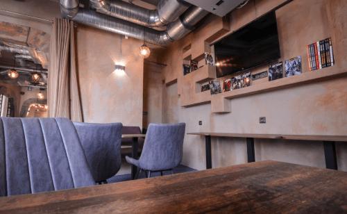 PecheraNaDahu - антикафе с VIP-комнатами • 2021 • RoomRoom 10