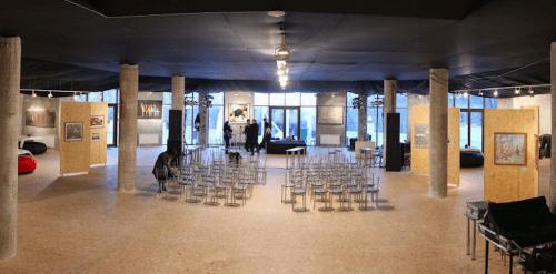 D12 - ивент площадка с большой террасой • 2020 • RoomRoom 11