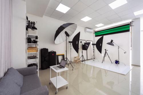 Vinogradov Studio - фотостудия с профессиональным оборудованием • 2020 • RoomRoom 2