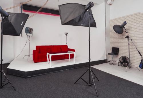 Vinogradov Studio - фотостудия с профессиональным оборудованием • 2020 • RoomRoom 1