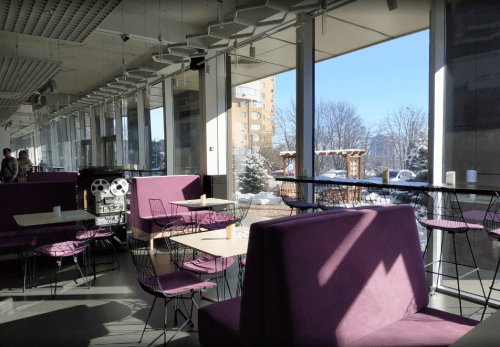 Soft Work - коворкинг с баром и гостиницей • 2020 • RoomRoom
