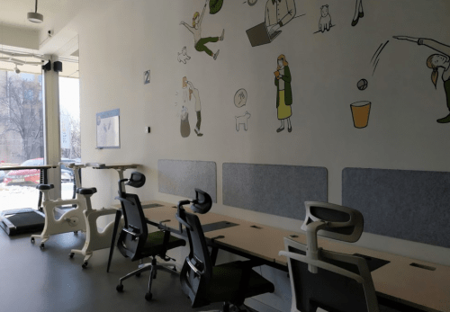 Soft Work - коворкинг с баром и гостиницей • 2021 • RoomRoom 8