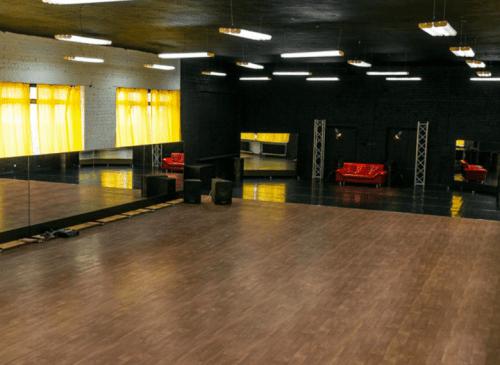 Dan Dance Complex - танцевальный комплекс с 4 залами • 2021 • RoomRoom 3