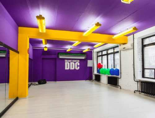 Dan Dance Complex - танцевальный комплекс с 4 залами • 2021 • RoomRoom 1