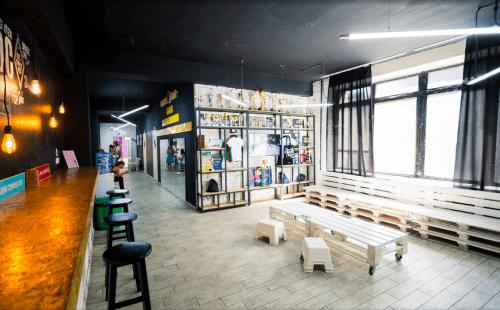 Dan Dance Complex - танцевальный комплекс с 4 залами • 2021 • RoomRoom 5