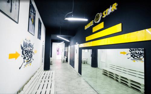 Dan Dance Complex - танцевальный комплекс с 4 залами • 2021 • RoomRoom 15