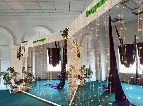 Фрейя - танцевальная студия с пилонами и полотнами • 2021 • RoomRoom 4