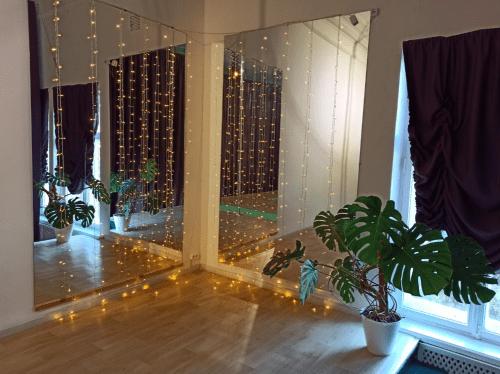 Фрейя - танцевальная студия с пилонами и полотнами • 2021 • RoomRoom 7