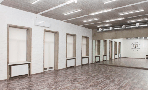Dance Republic - 3 танцевальных лофт зала • 2021 • RoomRoom 1