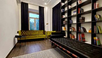 Аренда кабинета психолога в Украине почасово • 2021 • RoomRoom 8