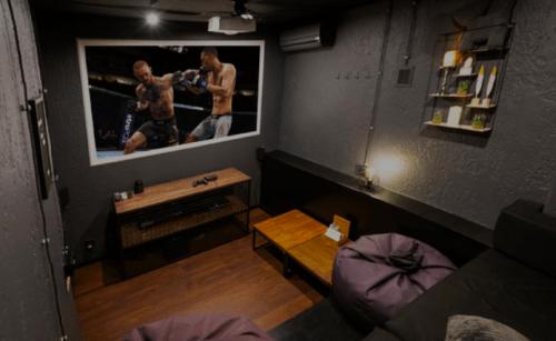 RockFellow 210 - антикинотеатр с 5 залами • 2021 • RoomRoom 2