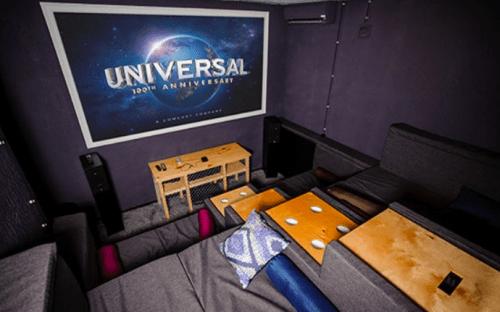 RockFellow 210 - антикинотеатр с 5 залами • 2021 • RoomRoom 6