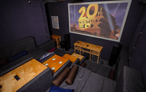 RockFellow 210 - антикинотеатр с 5 залами • 2021 • RoomRoom 7