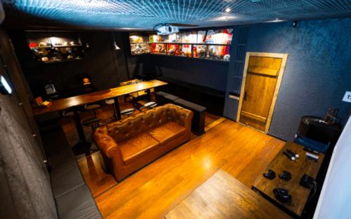 RockFellow 210 - антикинотеатр с 5 залами • 2021 • RoomRoom 10