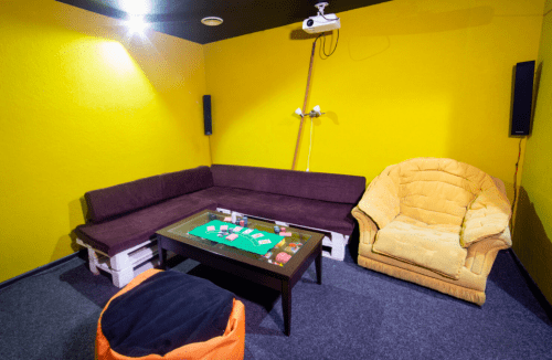 Placzabaw - 5 залов с кинотеатром и играми • 2021 • RoomRoom 2