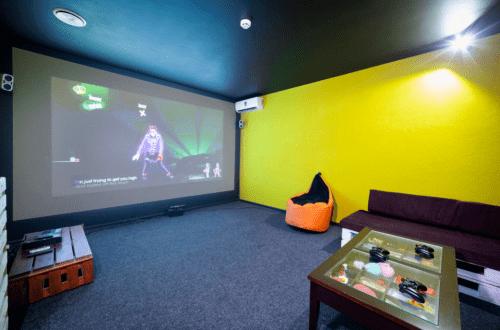 Placzabaw - 5 залов с кинотеатром и играми • 2021 • RoomRoom 3