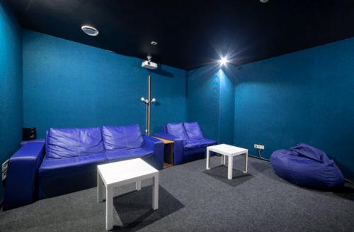 Placzabaw - 5 залов с кинотеатром и играми • 2021 • RoomRoom 6